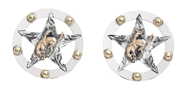 Pendleton Round-Up Vogt Star Earrings