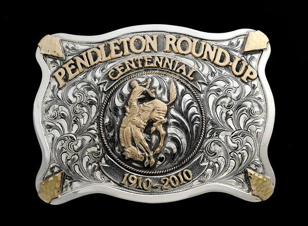 Pendleton Round-Up Centennial Buckle