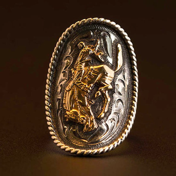 Pendleton Round-Up Vogt Bucking Horse Ring
