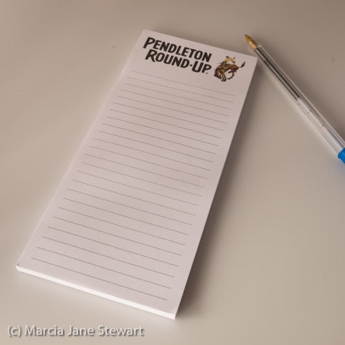 Magnetic Pendleton Round-Up Notepad