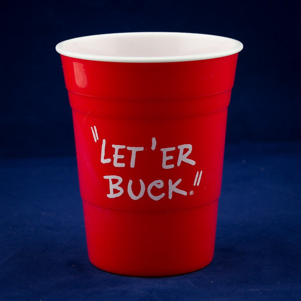 Pendleton Round-Up Reusable Red Solo Cup