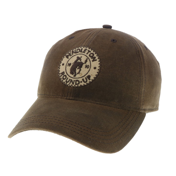 Pendleton Round-Up Wax Coin Hat