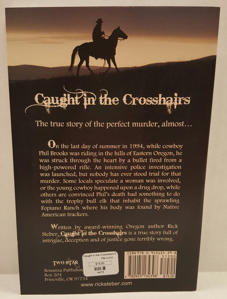 Caught in the Crosshairs Book