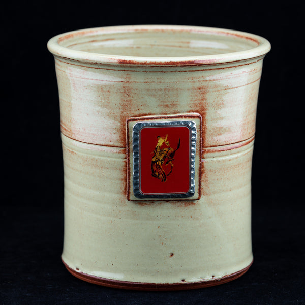 Pendleton Round-Up Utensil Crock