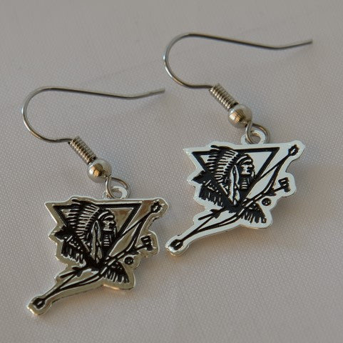 Happy Canyon Montana Silversmiths Earrings