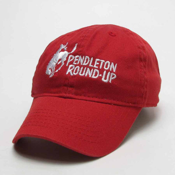 Red Toddler Pendleton Round-Up Hat