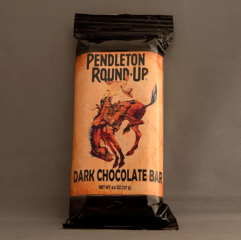 Pendleton Round-Up Dark Chocolate Bar