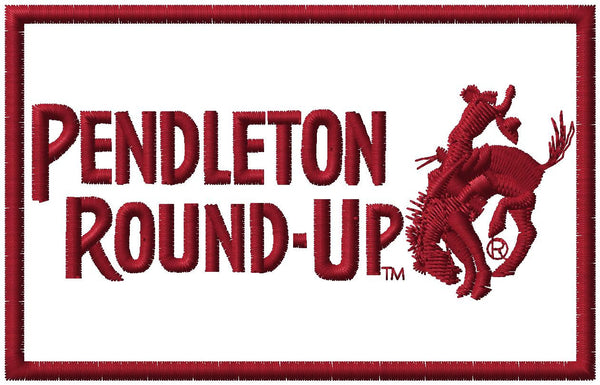 Pendleton Round-Up Patch