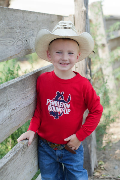 Toddler Pendleton Round-Up Crewneck Sweatshirt