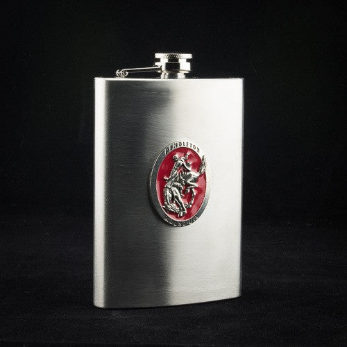 Pendleton Round-Up Pewter Flask