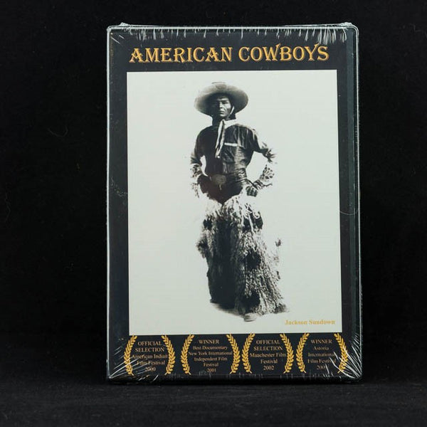 American Cowboys Documentary DVD