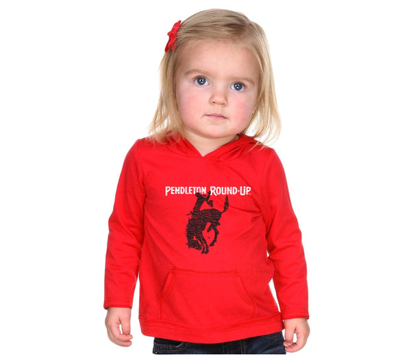 Infant Pendleton Round-Up Hooded Tee