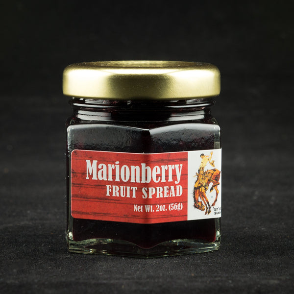 Pendleton Round-Up Marionberry Fruit Spread - 2 oz