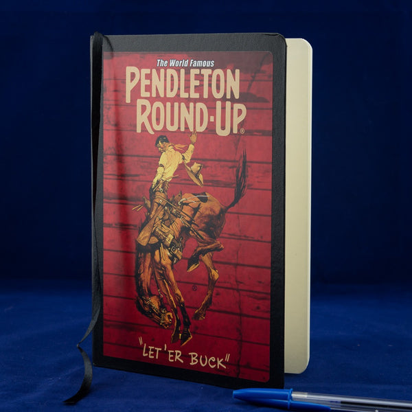Pendleton Round-Up Barnwood Journal