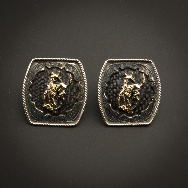 Pendleton Round-Up Vogt Barrel Earrings