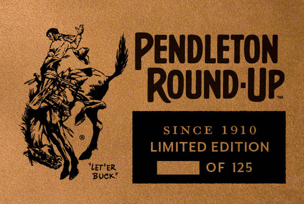Pendleton Round-Up Limited Edition Blanket