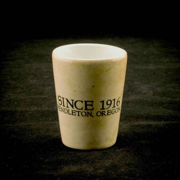 Happy Canyon Ceramic Shot Glass
