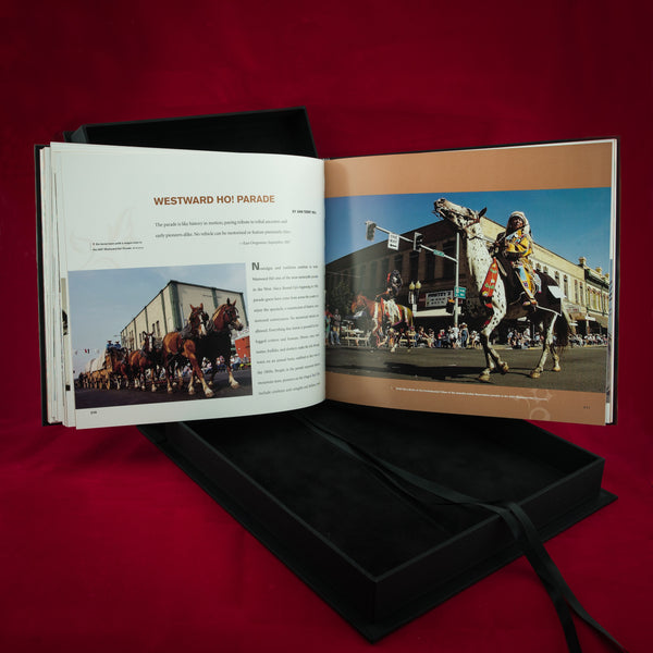 Pendleton Round-Up at 100 Limited Edition Book