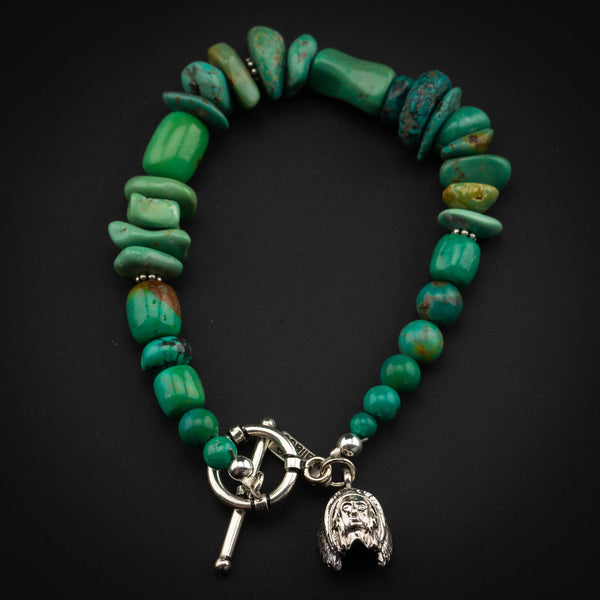 Happy Canyon Paige Wallace Stone Bracelet