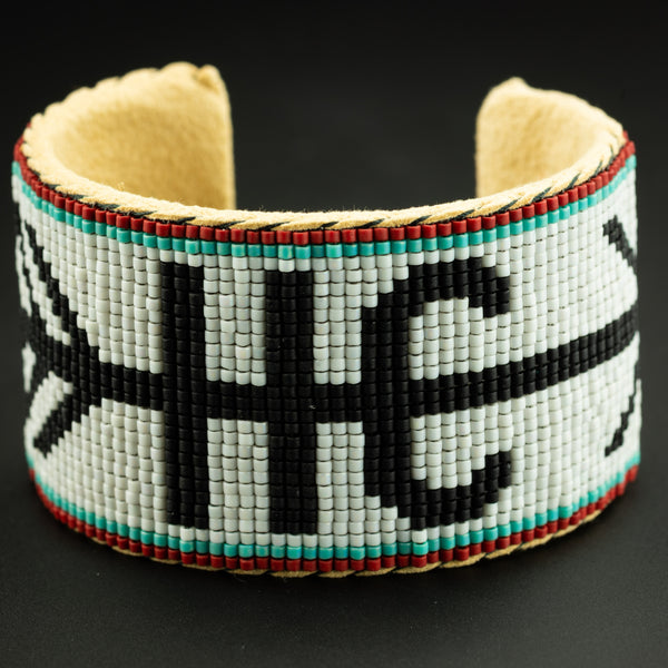 Happy Canyon Beaded Cuff