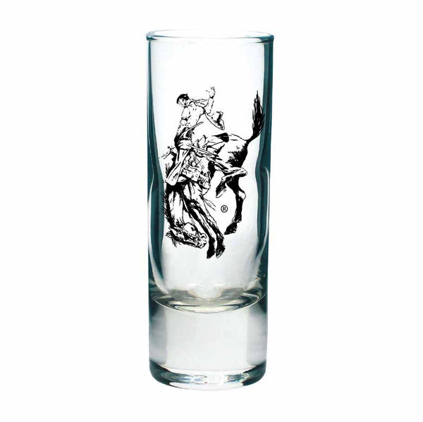 Pendleton Round-Up Island Cordial Shot Glass