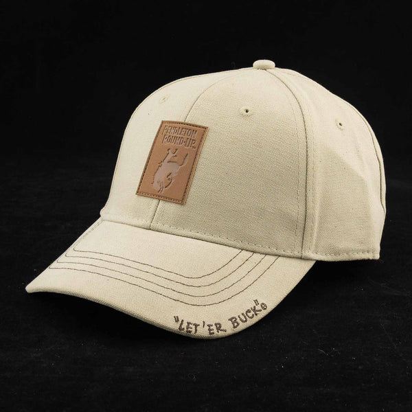 Pendleton Round-Up Canvas Patch Hat