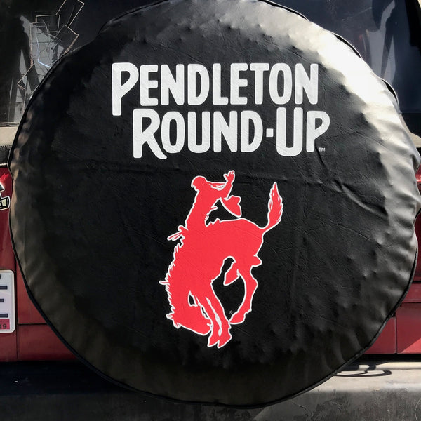 Pendleton Round-Up Spare Tire Cover
