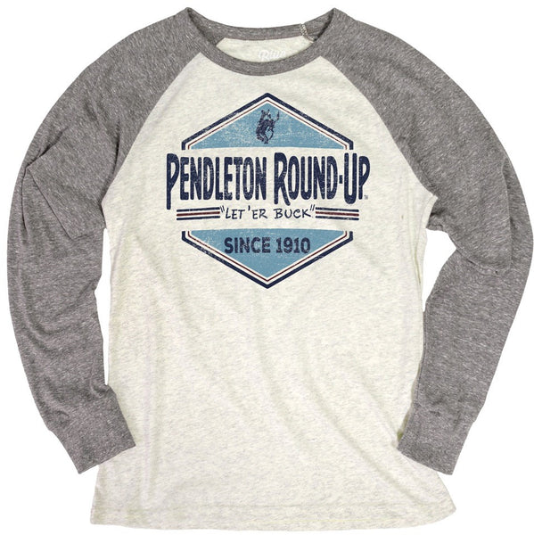 Men's Pendleton Round-Up Exploration Raglan Tee