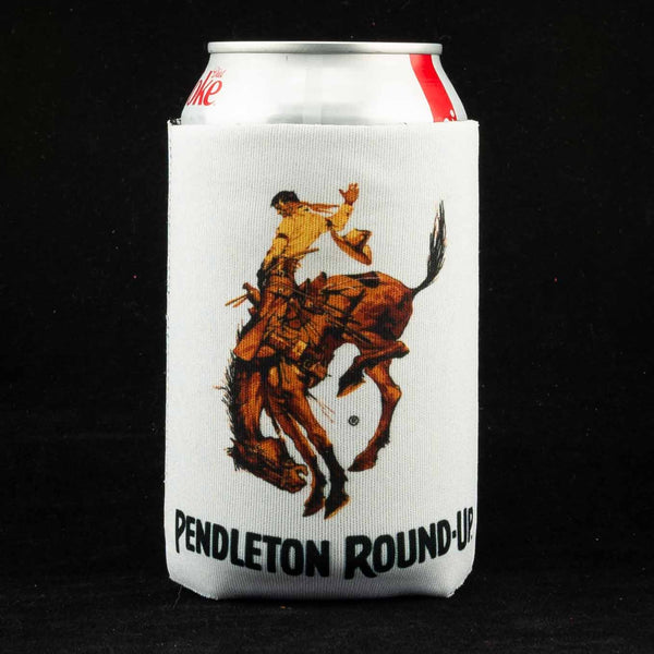 Pendleton Round-Up Full Color Bucking Horse Koozie