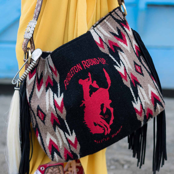 Pendleton Round-Up Palo Duro Saddle Blanket Tote