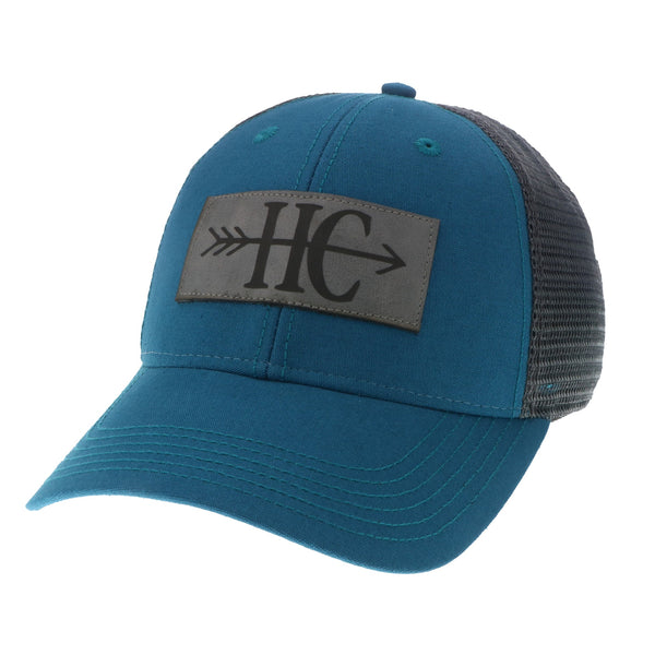 Happy Canyon Brand Patch Trucker Hat