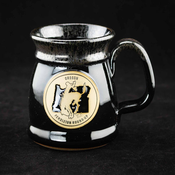 Pendleton Round-Up Beer Belly Mug