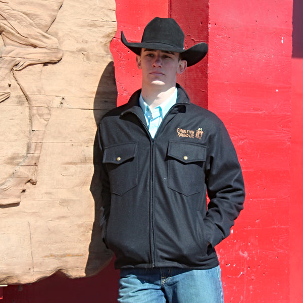 Men's Schaefer Pendleton Round-Up Austin Jacket