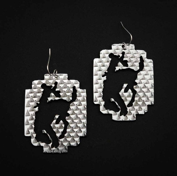 Pendleton Round-Up Rasp Aztec Earrings