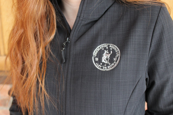 Ladies Pendleton Round-Up Coin Softshell Jacket
