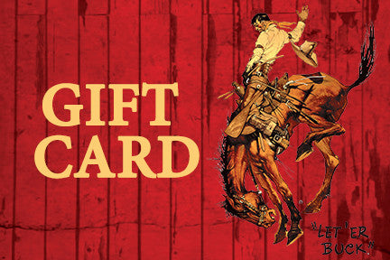 Pendleton Round-Up Online Store Gift Card