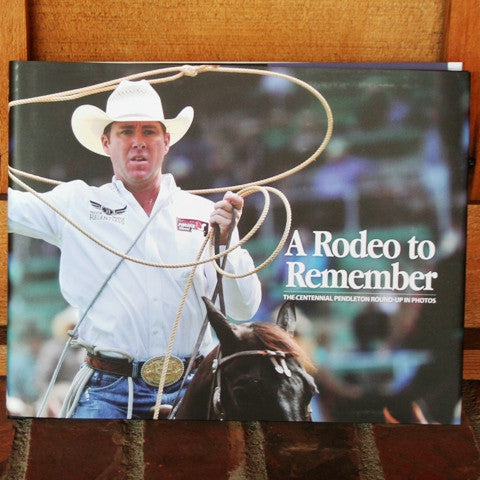 A Rodeo to Remember Book