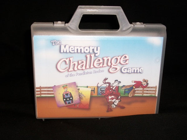 Pendleton Round-Up Memory Challenge Game