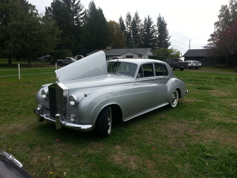 1957 Rolls Royce Silver Cloud