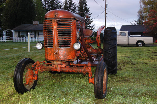 1956 Case VAO Tractor with PTO
