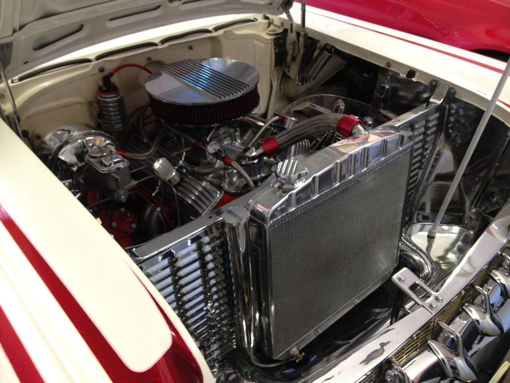 1957 Chevy Bel Air Australia Right Hand Drive Engine