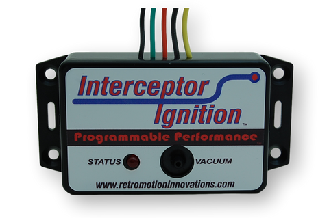 Interceptor Programmable Ignition