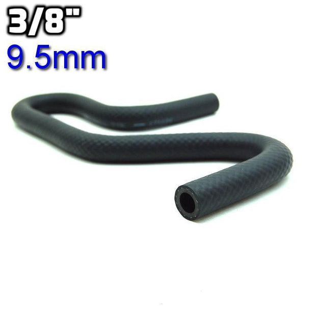 Sidewinder™ U-Cut Molded Curved Fuel Line - Universal Hose Elbow 45, 90, 135, 180