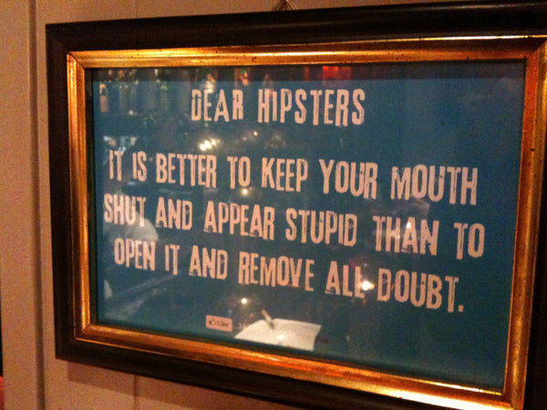 Anti-Culture Inception: Why Do People Hate Hipsters?