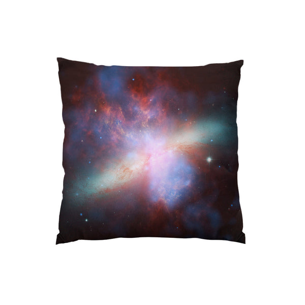 M82 Throw Pillow