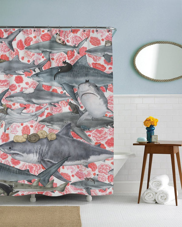 Hunters Shower Curtain