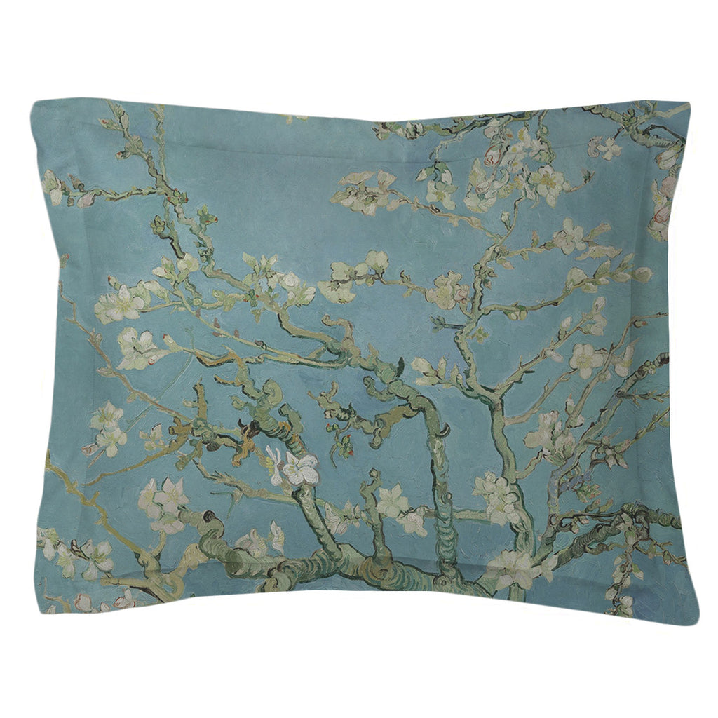 Almond Blossoms Sham Cover