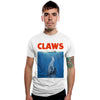 CLAWS Men's Graphic Tee