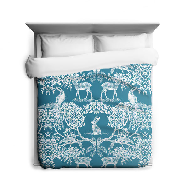 Little Deer Duvet Cover
