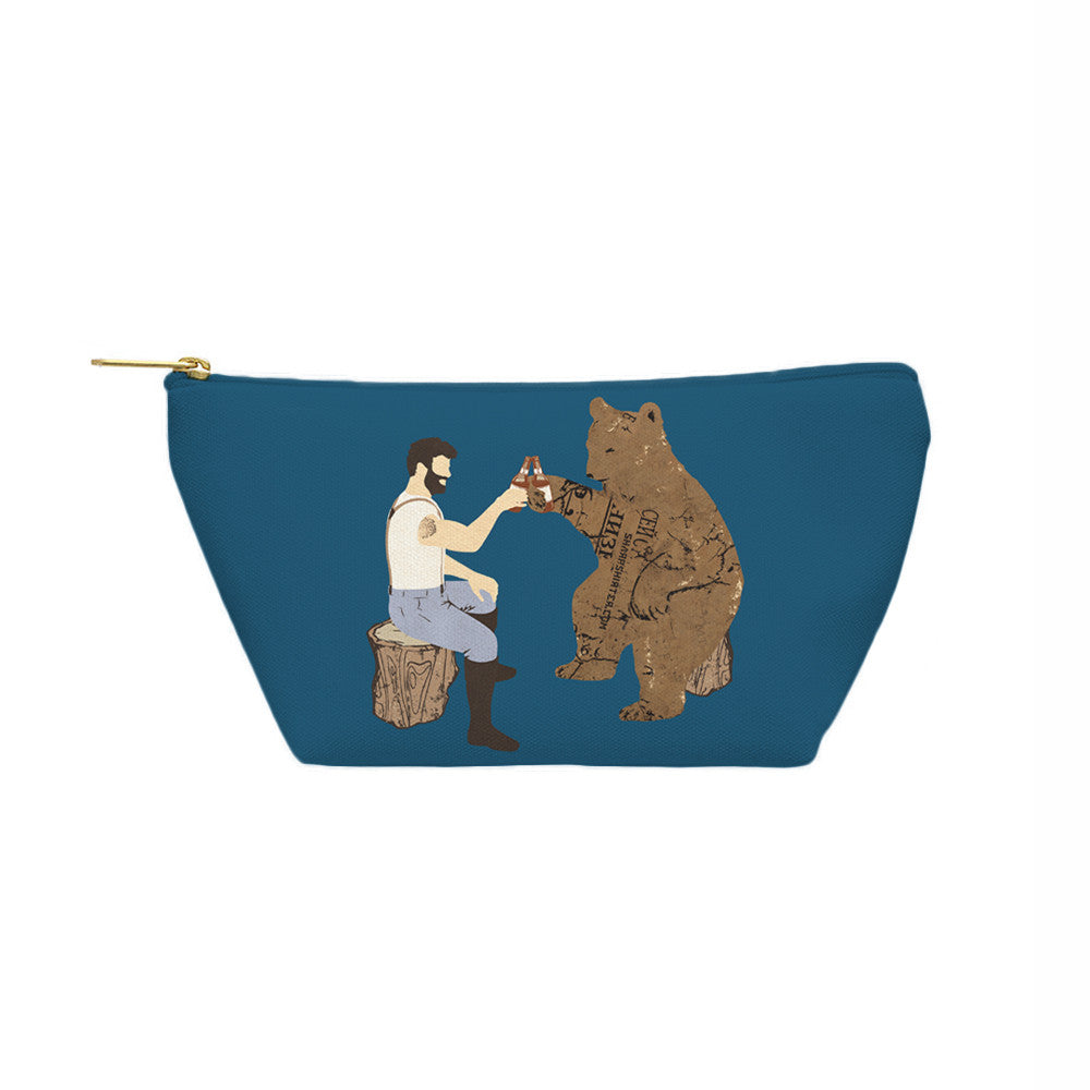 Having a Bear Pouch